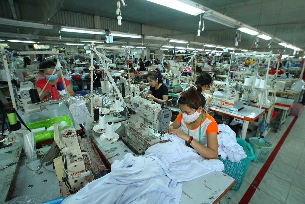 Merino Wool Underwear Factory in Vietnam