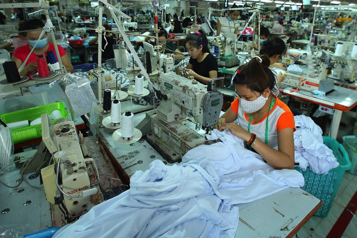 Sewing options in Vietnam