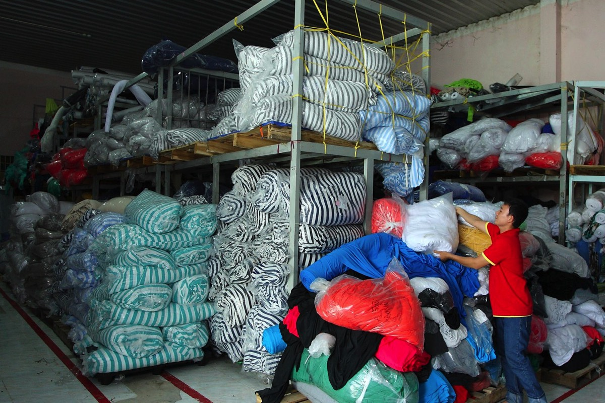 Textile in Vietnam